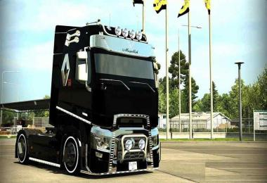 RTA RENAULT RANGE T TURKISH JOB v3.0