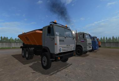 Russia Kamaz Pack Specialtrans v1.0