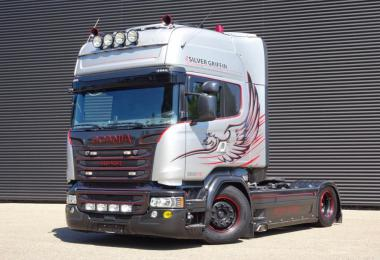 Scania RJL, R2009, STREAMLINE REAL V8 SOUND v5.0
