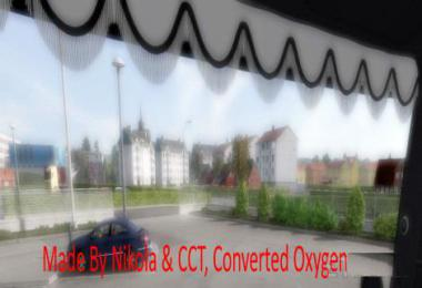 Scania Holland Style Curtain v2.0