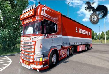 Scania R440 Streamline S.Verbeek v2.0