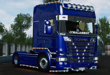 Scania R730 Italian Style 1.36.x
