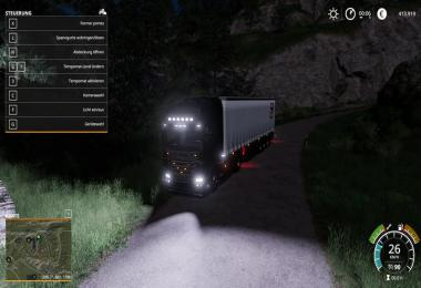 Scania R730 Semi by Ap0lLo v1.0.0.5