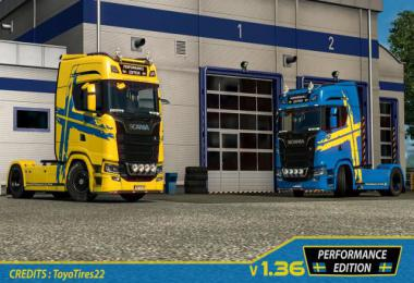 Scania S Performance Edition 2016 v1.0