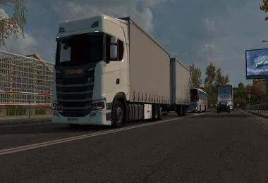 Scania S Tandem 1.36