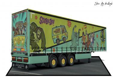 Scooby Doo Trailer Skin v1.0