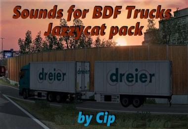 Sounds for BDF Ai Truck Pack v6.9