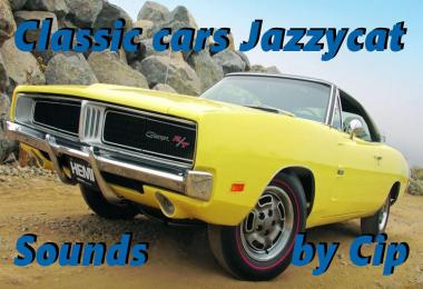 Sounds for Classic Cars AI Traffic Pack v4.8
