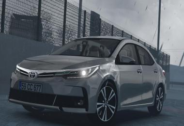 Toyota Corolla 2018 V1R20 1.36