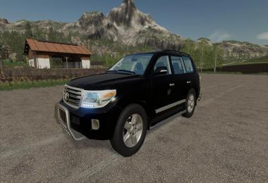 Toyota Land Cruiser 200 v1.0.0.0