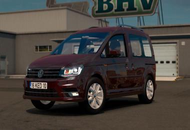 Volkswagen Caddy V1R20 1.36