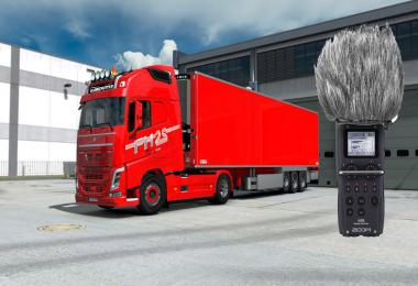 VOLVO FH13-16 2012 stock sound v2.0