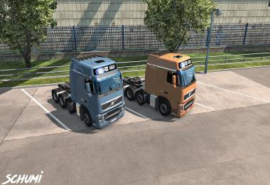 Volvo FH&FH16 2009 v1.5