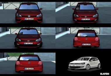 VW Polo 1.36