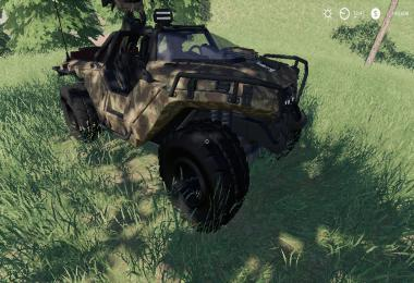 Warthog fixed textures v1.0.0.1