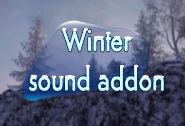 Winter sound addon for Sound Fixes Pack v1.0
