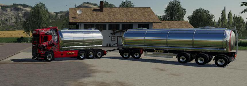 Scania liquid transport v1.3