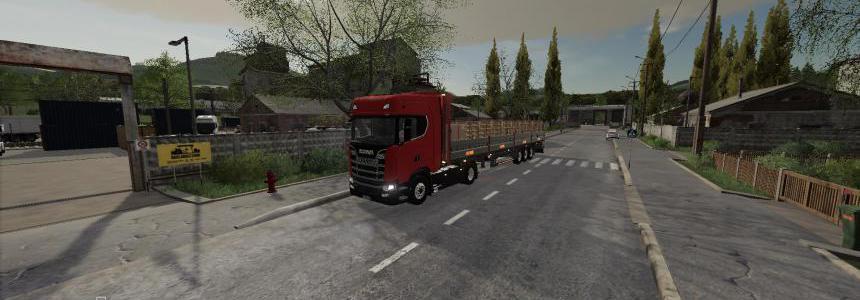 Scania S580 v1.0.0.0