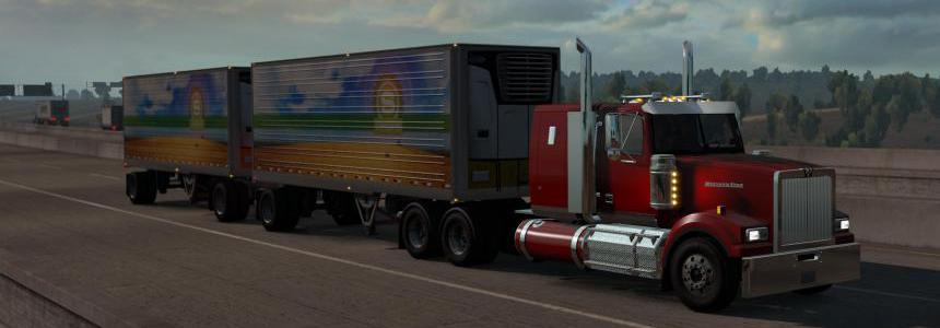 Western Star 4900FA Patch v1.1