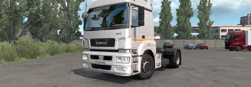 KamAZ 5490 Neo/65206 v1.3 1.36.x