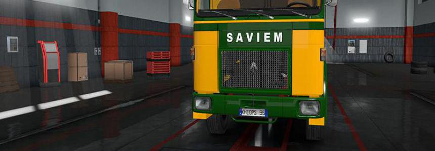 SAVIEM/ROMAN 1.36.x