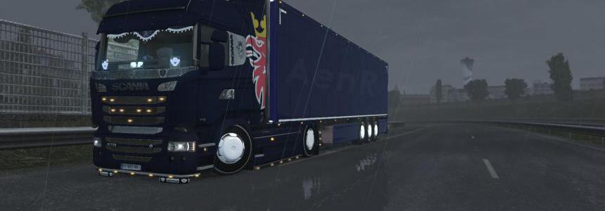 AenR Modified Scania Streamline 1.36.x