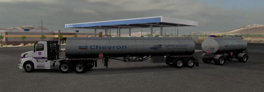 Ownable SCS Fuel Tanker v1.0 by DNA Transport 1.36.x