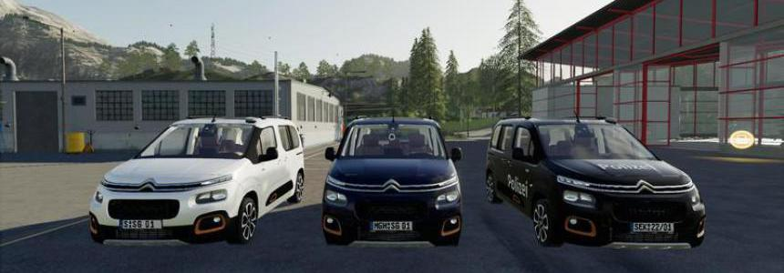 Citroen Berlingo SEK v1.0.0.0