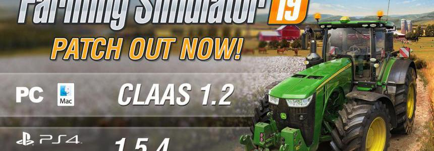 Claas Patch v1.2 - Patch Notes