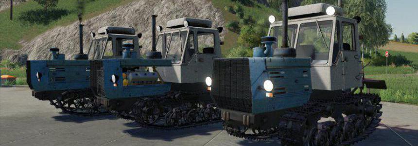 CRAWLERED T-150 v1.2.0.0