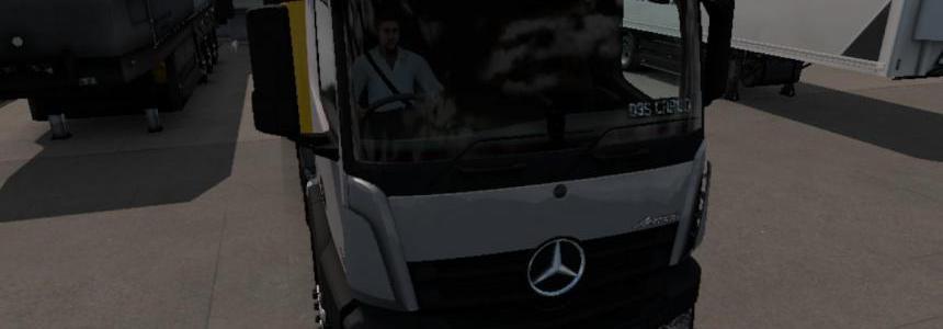D3S Mercedes Antos 12 r1.36.2x
