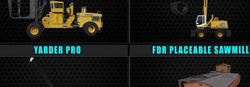 FDR Logging Mods Pack JAN/31/2020 v1.0