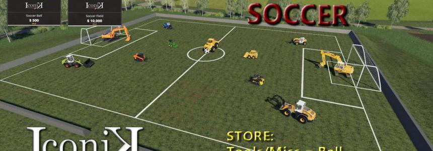 Iconik Soccer Set v1.0