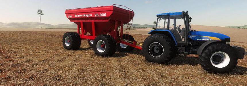 Jan Tanker Magnum 25000 - 35000 v1.0
