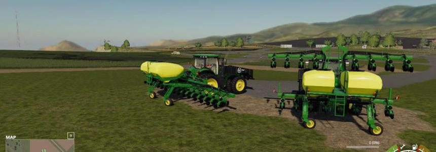 John Deere 1725ccs 16r30 planter with Lift Assist Final