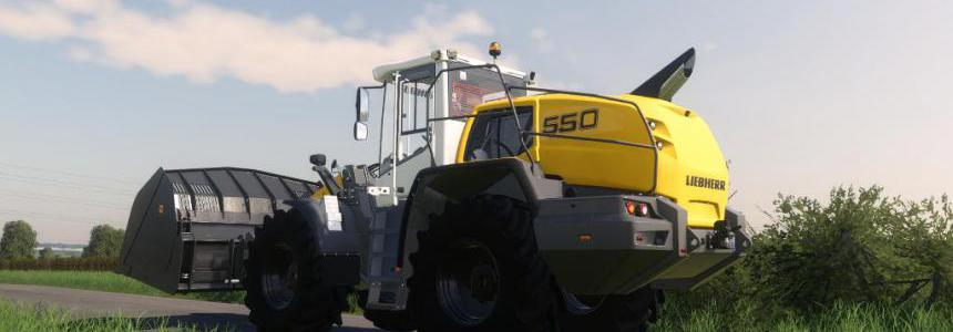 Liebherr 550 Xpower v1.0.0.0