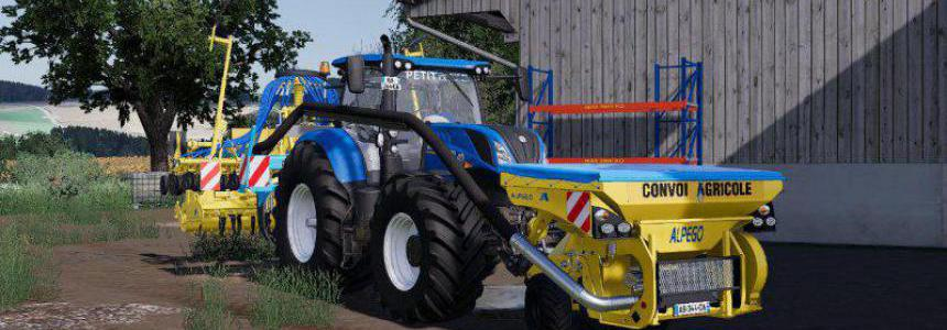 NEW HOLLAND T7 SWB v1.0.0.0