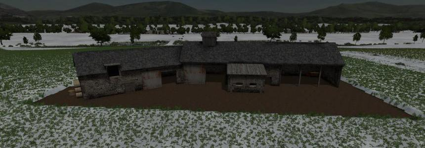 Old Stone Barn Placeable v1.1