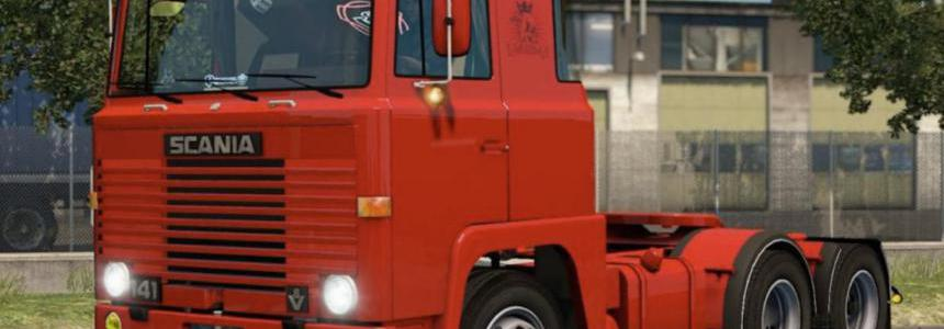 Scania 1 Series -fixed- 1.36.x