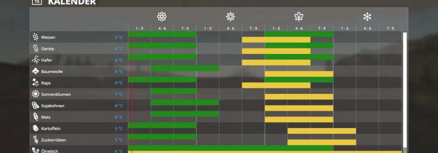 Seasons GEO: Elbe Weser Traingle v1.0.0.0