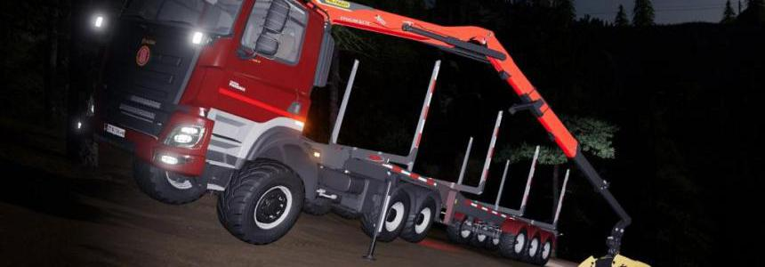 Tatra Phoenix E6 Forest Truck v1.0.0.0