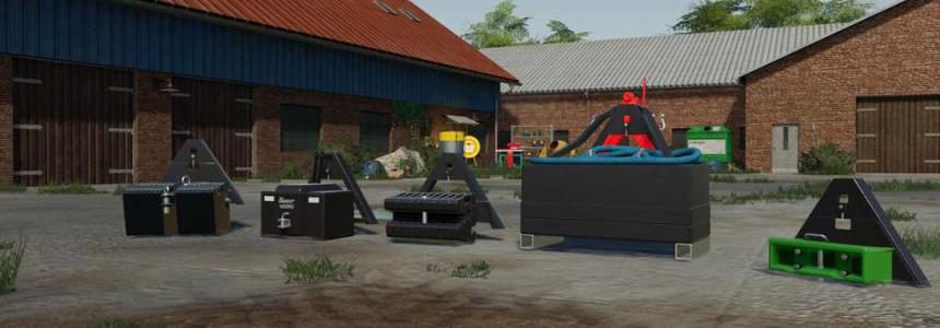 Tractor Triangle Pack v1.3.0.0