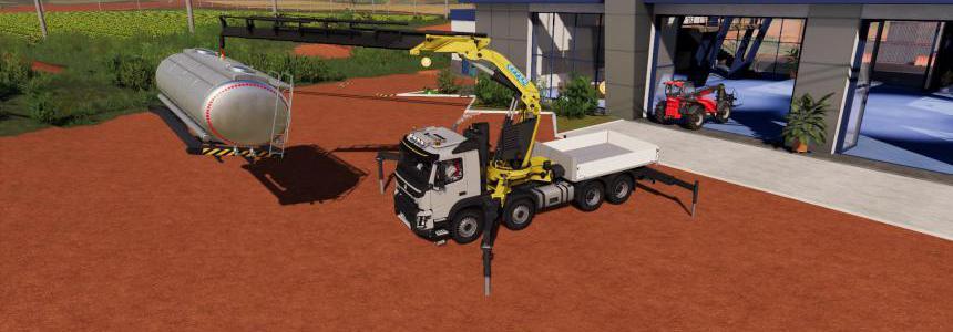 Volvo FMX Crane v0.2