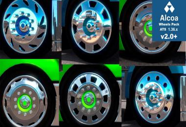 ALCOA HUGE WHEELS PACK v2.0.2 1.36.x