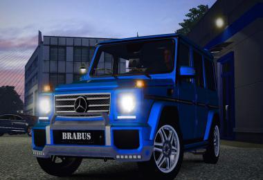 Mercedes Benz G Class by Elaman