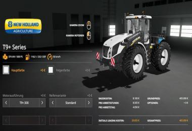 New Holland T9+ Series v1.0.0.0