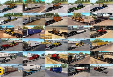 Trailers and Cargo Pack by Jazzycat v3.5