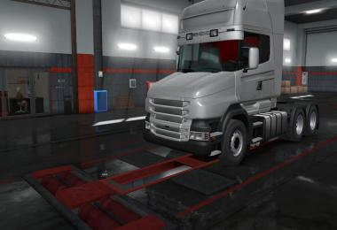 SCANIA PGRT Old Heavy Bumper v1.0