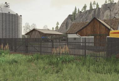 Wooden Gates And Fences v1.0.0.0
