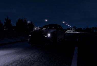 BMW M5 F90 ATS 1.35-1.36